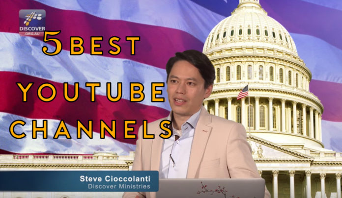 Steve Cioccolanti YouTube Channel