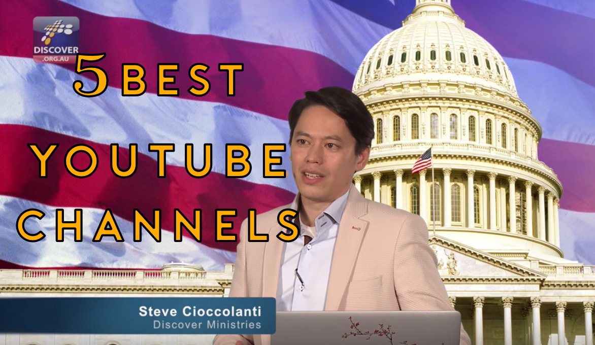 5 best youtube channels for your mind steve cioccolantis review steve cioccolanti youtube channel malvernweather Gallery